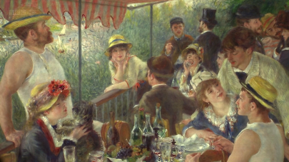 Renoir_The luncheon of the boating party